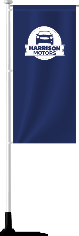 Forecourt Flagpoles